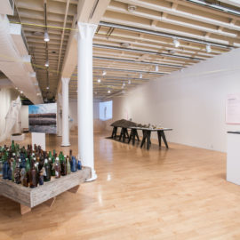 Exhibition 'Dust Dialogue & Uncertainty'