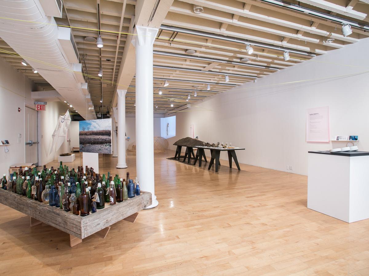 Exhibition 'Dust Dialogue & Uncertainty'