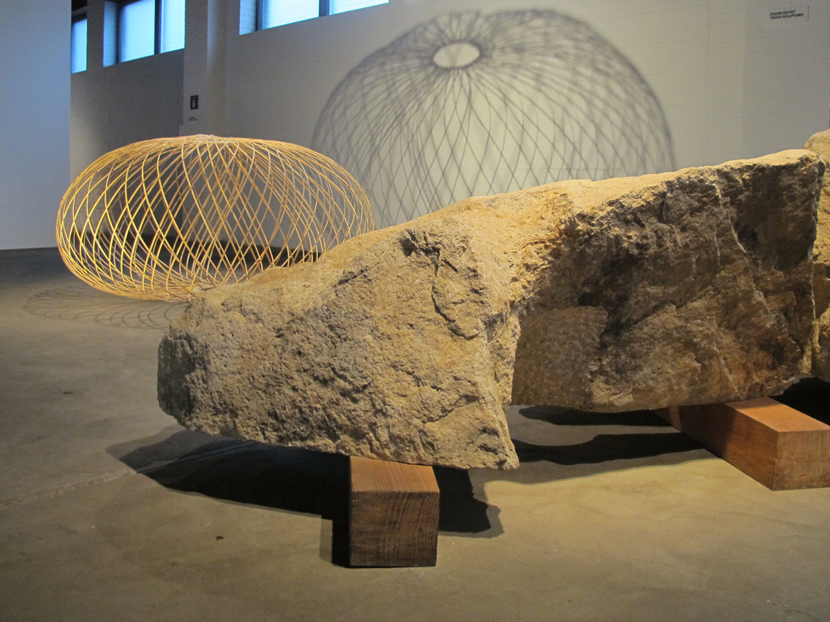 Artists at Noguchi: Maria Blaisse